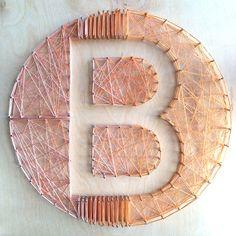 B String Sign