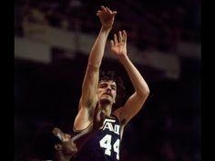 """Pistol Pete"" Maravich's Greatest NBA Game Ever! 68 Points vs Knicks! - YouTube"