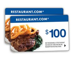 Restaurant Cards - Cost $10 and you sell it for 20. Customer can use multiple times online to buy 100 dollars worth of discounted gift certificates to local restaurants. Card never expires! Average group sells 7 cards per participant or 70 dollars net. Great fundraiser card for youth sports teams, band fundraisers, church groups, Relay For Life teams, etc. More at www.FundraiserHelp.com