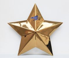 Chinese Star- Gloden | Galerie Loft
