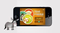 Children Mobile App Interface Design on Behance