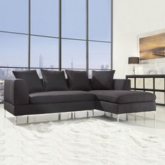 Ariana Sectional | Overstock.com Shopping - Big Discounts on Sectional Sofas