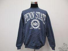 Vtg 90s Galt Sand Penn State Nittany Lions Crewneck Sweatshirt sz XL Extra Large #GaltSand #PennStateLions