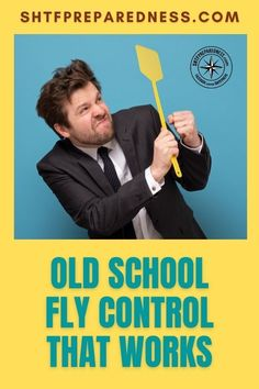 Are you finding the usual standby fly repellants and sticky papers are not doing the trick anymore? SHTFPreparedness has dug up some old school fly control methods that still work today. This solution originates from Spain and is still more effective than any modern version you can buy in the hardware store. The materials are what you can find in your kitchen. It's easy to make and easy to duplicate. It is successful every single time. Get the full details…#flycontrol #shooflyshoo #nomoreflies Survival Prepping, Emergency Preparedness, Survival Skills, Fly Control, Best Money Saving Tips, Still Working, Work Today, Useful Life Hacks, You Are Awesome