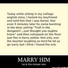 I wish I was in school so Larry could do this. He would too lol