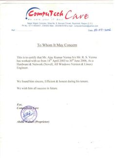 Job Proposal Letter Priya Dwivedi Priyadwivedi280 On Pinterest