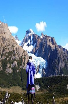 """El Chalten nicknamed """"The Trekking Capital of Argentina"""" and it is also a gateway to see the famous Mount Fitz Roy. Depending on how much trekking you want Cheap Web Hosting, Backpacking, Mountains, Travel, Backpacker, Viajes, Destinations, Traveling, Trips"""