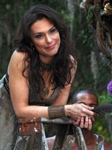 The Maenad, Maryann Forrester, True Blood.  By the end of the season, hated this character.