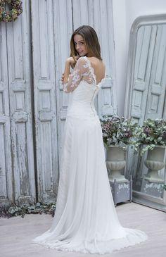Marie Laporte robe de mariee 2014 - Clemence -