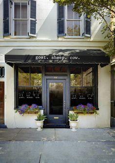 Charleston, SC's best cheese shop!