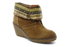 Antidus S.Oliver (Marron) : livraison gratuite de vos Bottines et boots Antidus S.Oliver chez Sarenza - 79.99€