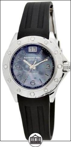 Reloj de pulsera para mujer - Raymond Weil 6170-SR1-05997  ✿ Relojes para mujer - (Lujo) ✿