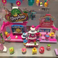 Shopkins Building sets. Shopkins Lego. Shopkins Mega Blocks. #shopkins_world