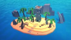 Lowpoly 3D Worlds - Asset Store