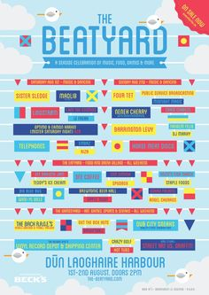 THE BEATYARD | 1st & 2nd of August 2015