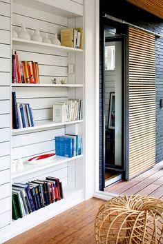 One-storey House in Denmark – Adorable Home My Living Room, Home And Living, Living Spaces, One Storey House, Interior Styling, Interior Design, Interior Barn Doors, Exterior Doors, Wood Doors