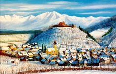 Michelsberg im Winter