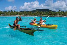 Resort Activities | Samoa Accommodation | Taumeasina Resort