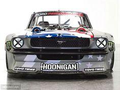 Hoonigan V2 Mastang 1400HP
