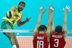 Brazil x Russia