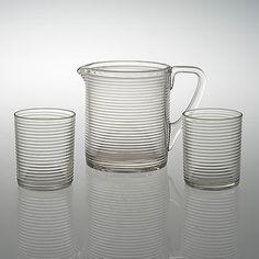 Aino + Alvar glassware