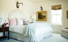 Caitlin Wilson Design bedroom bedskirt