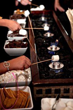 S'mores bar - unique #dessert alternative to cake