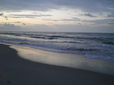 Emerald Isle, North Carolina. Spent every summer of my childhood here or at Atlantic Beach. :) and Swansboro!!!