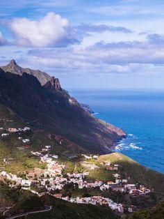 Taganana - Tenerife - Canary Islands - Spain (by Alejandro Roman Gonzalez) Tenerife, Beautiful Places To Visit, Amazing Places, Island Design, Island Beach, Canary Islands, Travel Design, Nightlife Travel, Africa Travel
