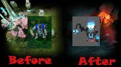 Эволюция героя Spirit Breaker Dota 2