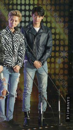 25th Seoul Music Awards 160114 © CanUSmile - do not edit #2min #shinee #minho #taemin