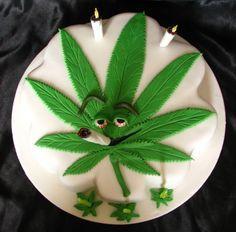 Coupe Coupe Perfect Cake for a Stoner :) Marijuana Recipes, Funny Cake, Birthday Cards, Birthday Stuff, Funny Birthday, Birthday Ideas, Birthday Gifts, Happy Birthday, Birthday Cakes