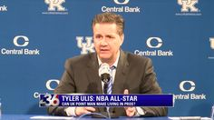 02-24-2016  Coach Cal weighs in on Tyler Ulis' NBA potential.