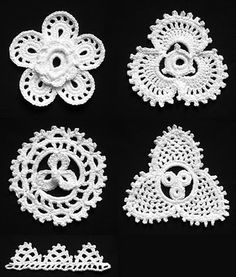 Irish Crochet Lace