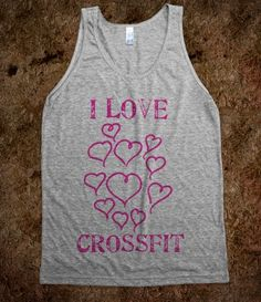 I Love CrossFit