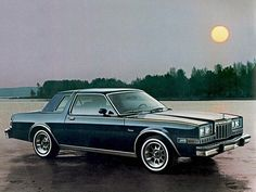 Dodge Diplomat Coupe (1980).