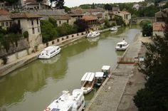 Nérac (47) - Le port    Aquitaine > Lot-et-Garonne