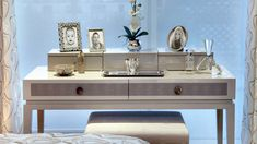 Westminster Penthouse, London Project, Interior Design Portfolio, Hill House Interiors are London and Surrey based Interior Designers with a showroom in Surrey House On A Hill, Interior Design Companies, Bedroom Storage, Interior, House, Home Decor, House Interior, Stylish Bedroom, Luxury Interior Design