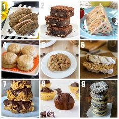 Easy Gluten Free Dessert Recipes