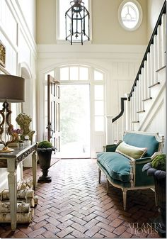 brickfloors great for porch