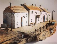 """369 Likes, 17 Comments - Kirsty Elson (@kirstyelson) on Instagram: """"Harbour Street #driftwood #cottages #coast #seaside #pub #cornwall"""""""