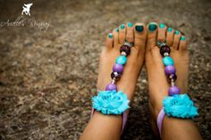 Bridal Barefoot Sandals Destination Wedding by AriellesRunway, $34.99 I Love, love love this one!
