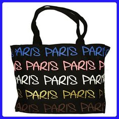 9655137392a Robin Ruth - Paris  Rainbow  Shopping Bag - Color   Multicoloured - Top  handle