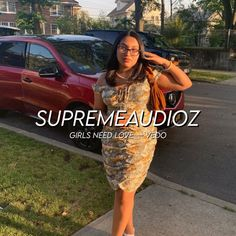 Stream vedo - girls need love ( slowed + reverb ) by supremeaudiozz | Listen online for free on SoundCloud