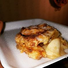 @buzzfeedtasty Cinnamon Roll Apple  #Pie  Will def give this a try again SOON!  Late Night Shenanigans  #SweetTooth #Munchies