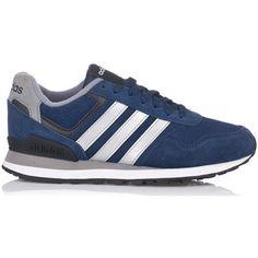 klassieke adidas runeo 10k heren sneakers (Blauw)