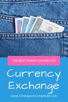 This simple tip when using your credit card overseas can save you hundreds when traveling |currency exchange tips|money exchange tips|using credit cards while traveling internationally|credit cards and international travel