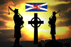 Battle Of The Somme~Pipes & Drums of London Scottish Regiment