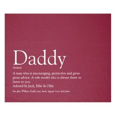 Dad Daddy Father Papa Definition Fun Burgundy Fleece Blanket  dad fathers day, creative fathers day gifts from kids, daddy daughter gifts #weddingideas #notincompetitionwithanyone #personalizacheerleadingbag Fathers Day Ideas For Husband, 1st Fathers Day Gifts, Easy Fathers Day Craft, Homemade Fathers Day Gifts, Fathers Day Quotes, Fathers Day Presents, Grandpa Gifts, Handmade Father's Day Gifts, Diy Father's Day Gifts