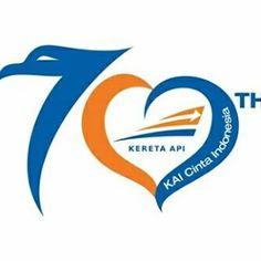 70 Years of Kereta Api Indonesia/Indonesian National Railways Company